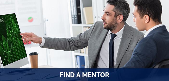 find a forex mentor