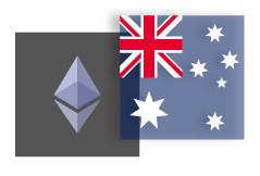 ethereum in Australia