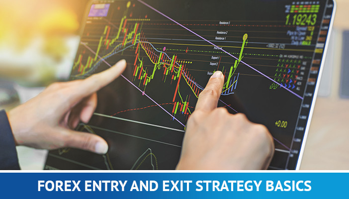 Forex entry and exit strategy basics