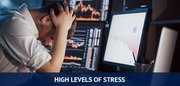 stress when trading forex