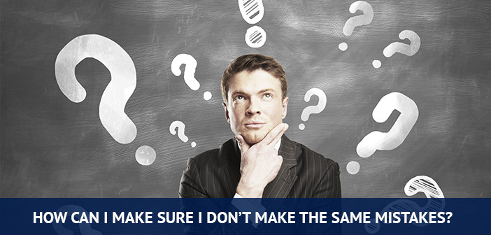 don't make the same mistakes trading forex