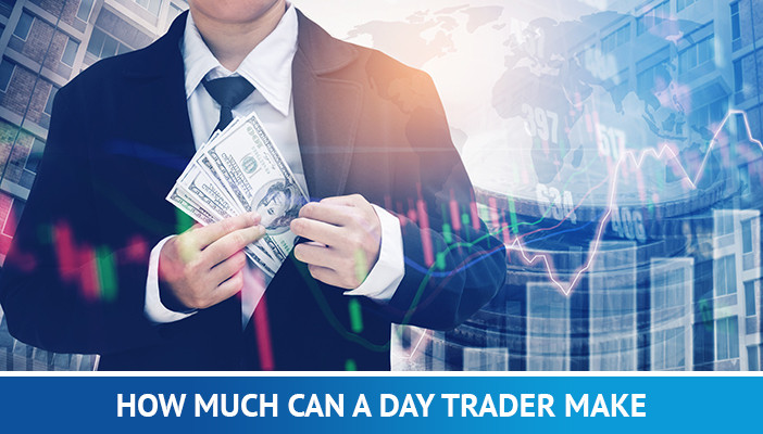 how much can make a day trader, day trader salary