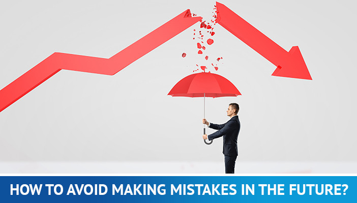 how to avoid making mistakes, losing money trading