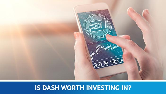 investing in dash