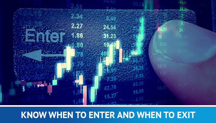Know when to enter and when to exit using economic calendar