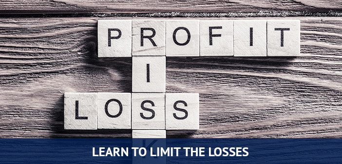 learn to limit losses with day trading strategies