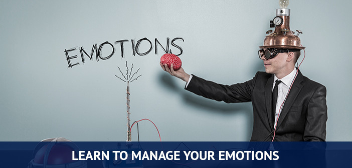 manage your emotions when trading forex