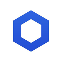 chainlink logo, link