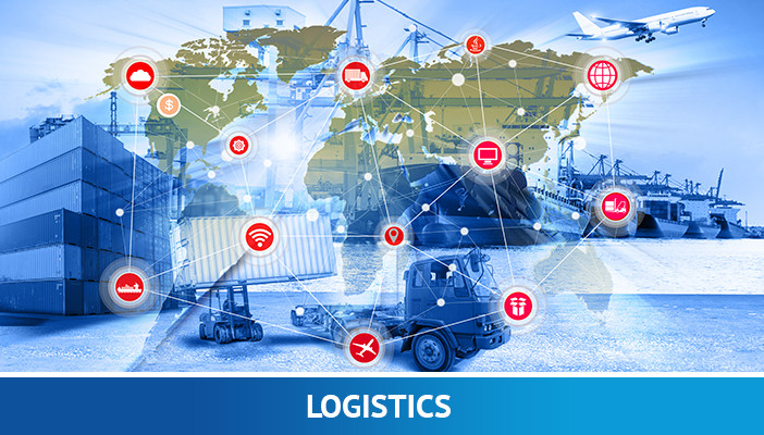 blockchain technology used in logistics
