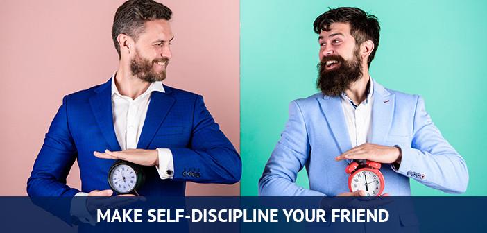risk management strategy, self discipline