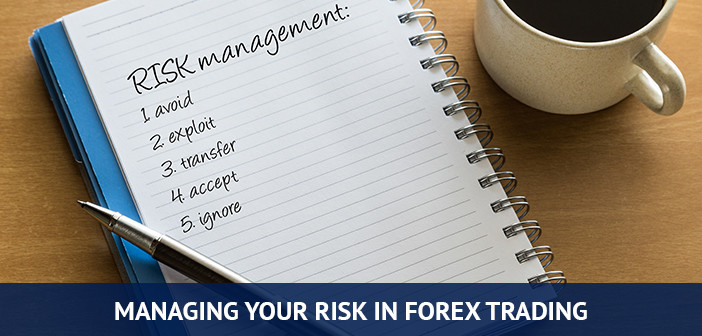 managing risk in forex trading