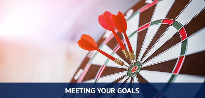 meeting your financial goals