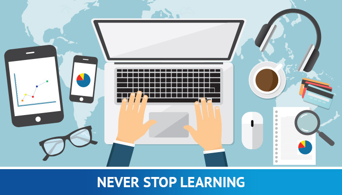 forex tricks and tips, never stop learning