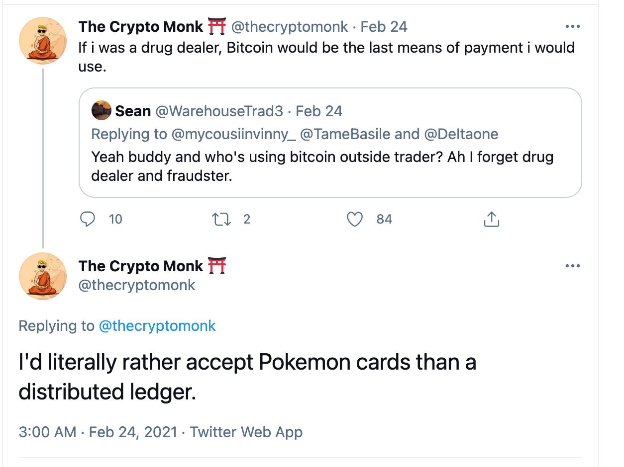 CryptoMonkTweet