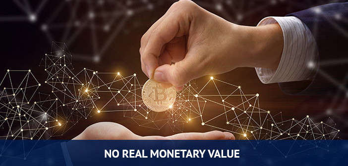 monetary value, cryptocurrency myths