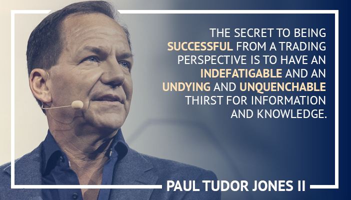 trading quotes by Paul Tudor Jones