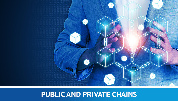 public and private chains