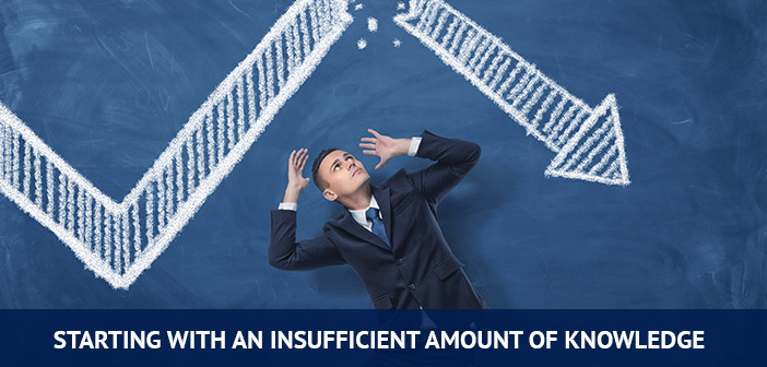 can you make money trading forex with insufficient knowledge