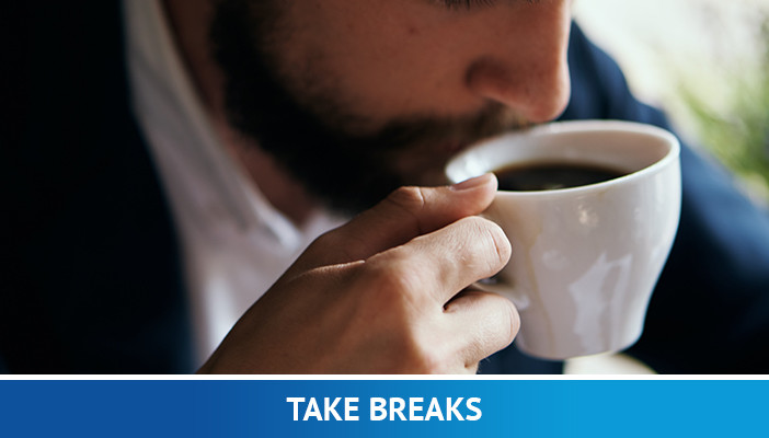 forex tricks and tips, take breaks