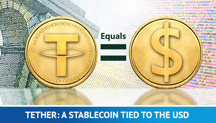 tether tied to usd