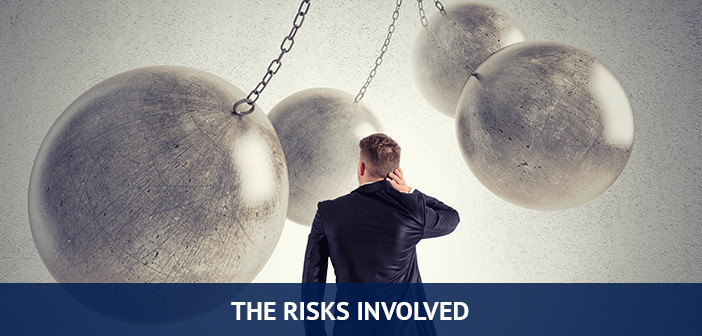 risk involved in forex trading
