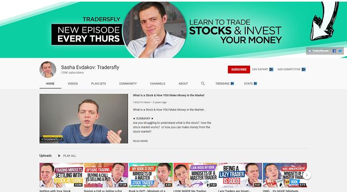 tradersfly youtube