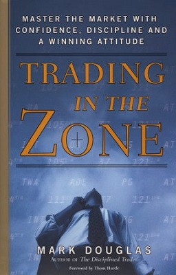 Trading in the zone book cover