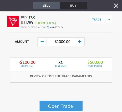 trade tron