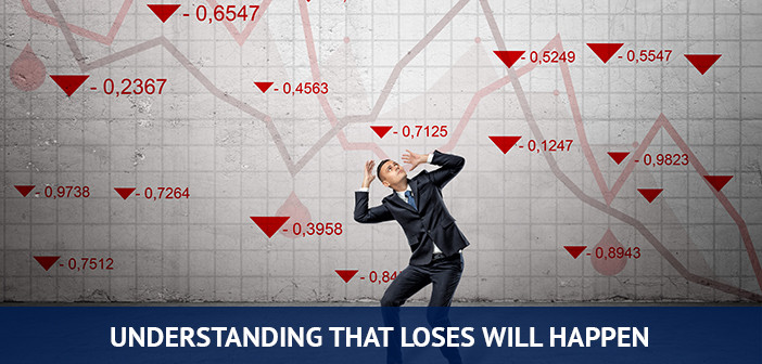 how to prepare for losing trades