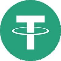 tether logo, usdt