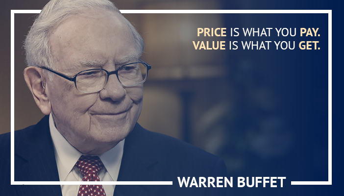 trading quotes by Warren Buffett