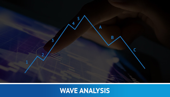 Wave analysis in forex trading