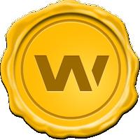wax logo, wax
