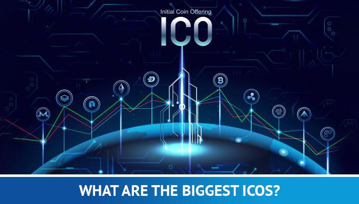 biggest icos
