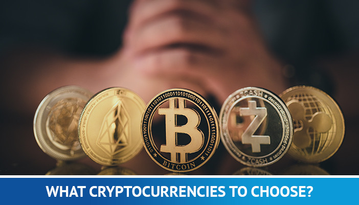 cryptocurrencies to choose
