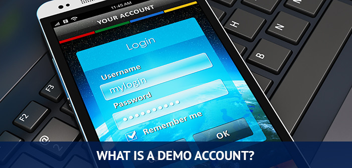 What is a demo account