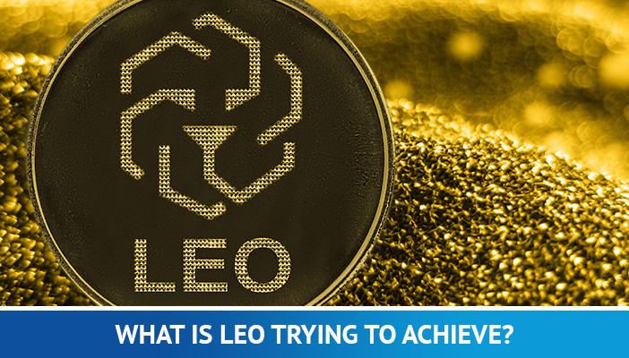 leo cryptocurrency