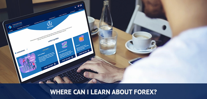 where can I learn about forex