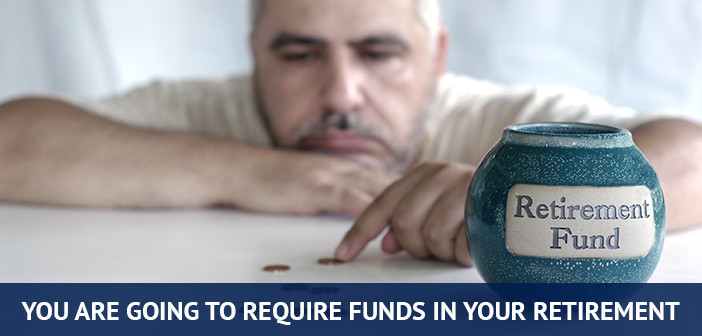 invest to grow your retirement fund